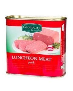 GOODBURRY LUNCHEON MEAT PORK - 300/340GR