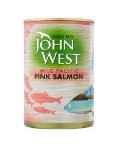JOHN WEST PINK SALMON - 213GR