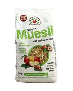 VITALIA CRUNCHY MUESLI WITH NUTS - 600GR