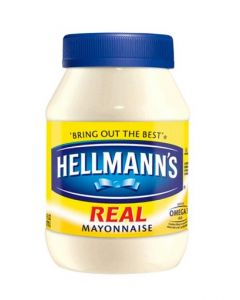 HELLMANS MAYONAISE - 394GR