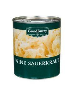 GOODBURRY SAUERKROUT - 770GR