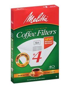 MELITTA COFFEE PAPER FILTER - 40PCS