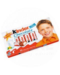 KINDER CHOCOLATE  - 400GR