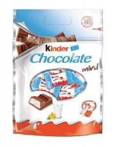 KINDER CHOCOLATE MINI - 460GR