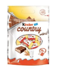KINDER COUNTRY MINI - 420GR