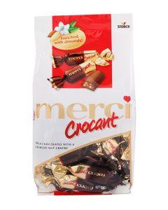 MERCI CHOCOLATE CROCANT BAG - 185GR