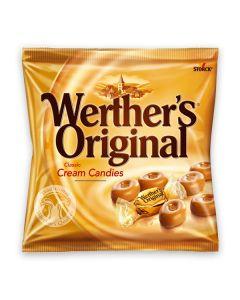 WERTHERS ORIGINAL CREAM CANDIES - 220GR