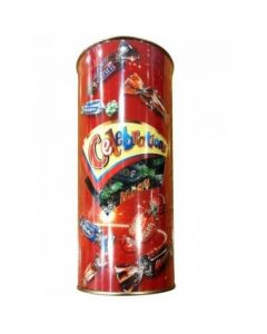 CELEBRATION SPARKLING CANDY IN JAR - 320GR