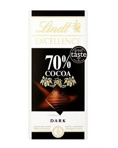 LINDT EXCELLENCE 70% COCOA - 100GR