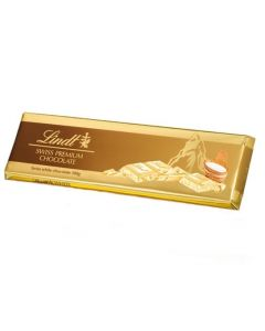 LINDT GOLD WHITE CHOCOLATE - 300GR