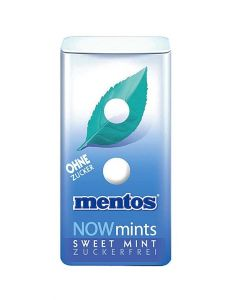 MENTOS NOW MINTS SWEET