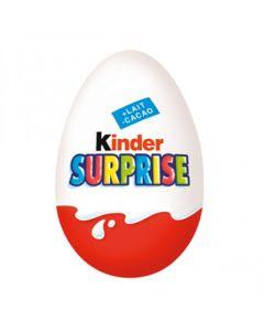 KINDER CHOCOLATE SURPRISE 4 EGG PACK - 80GR