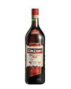 CINZANO VERMOUTH RED - 100CL