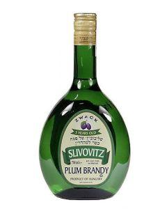 ZWACK KOSHER SLIVOVITZ LIQUEUR - 70/75CL