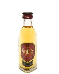 WILLIAM GRANT'S FAMILY RESERVE SCOTCH WHISKY - 5CL