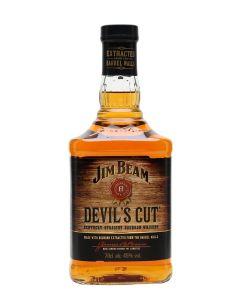 JIM BEAM DEVIL'S CUT WHISKY - 100CL