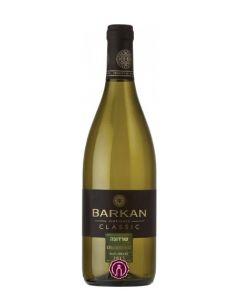 BARKAN W CLASSIC CHARDONNEY DRY WHITE - 75CL
