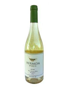 YARDEN MOUNT HERMON WHITE WINE [DRY] - 75CL