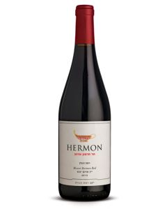 YARDEN MOUNT HERMON RED WINE [DRY] - 75CL