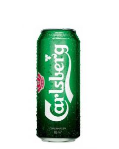 CARLSBERG BEER IN CANS [24X50CL]