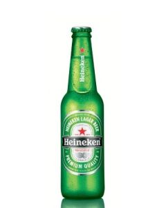 HEINEKEN BEER IN BOTTLES [33CLX24]