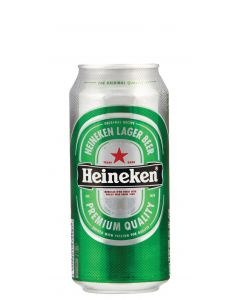 HEINEKEN BEER IN CANS - 24X50CL