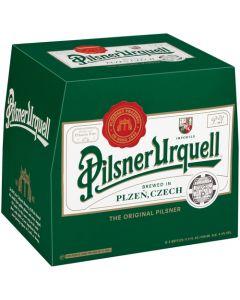 PILSNER URQUELL BEER IN BOTTLES - 24X33CL