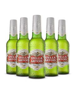 STELLA ARTOIS LONGNECK BOTTLES BEER [24X33CL]