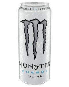 MONSTER ENERGY ULTRA WHITE 12X0.5 LT