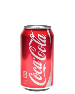 COCA COLA IN CANS - 24X33CL