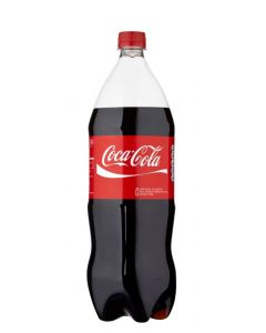 COCA-COLA IN PLASTIC BOTTLES - 12X150CL