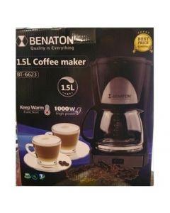 BENATON PERCULATOR COFFEE MACHINE MODEL BT6623