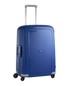 SAMSONITE S'CURE DUO TRAVEL SPINNER 69/25 DARK BLUE