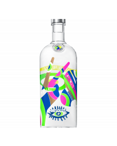 ABSOLUT VODKA GTR LIMITED EDITION 2018 - 100CL