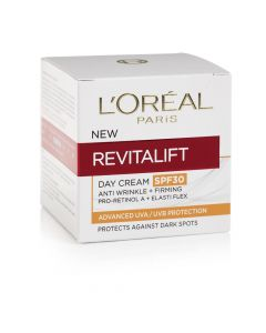L'OREAL REVITALIFT DAY CREAM SPF30 - 50ML