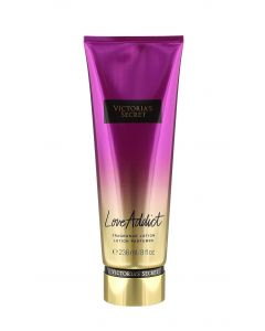 VICTORIA'S SECRET FRAGRANCE LOTION LOVE ADDICT - 236ML
