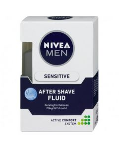 NIVEA AFTER SHAVE FLUID SENSITIVE - 100ML