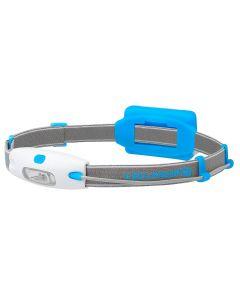 LED HEADLAMP NEON BLUE