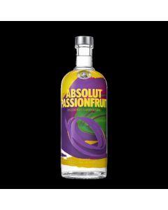 ABSOLUT PASSION FRUIT 40%  @100 CL