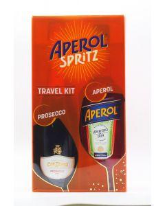 APEROL APERITIF  100 CL + CINZANO PROSECCO 75 CL  11%  @PACK