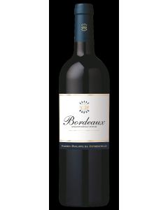 BARON P. DE ROTHSCHILD BORDEAUX ROUGE RED WINE - 75CL