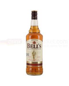 BELL'S  SCOTCH WHISKY 40%  @100 CL.BOT