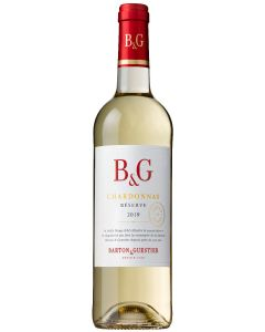 B&G RESERVE CHARDONNAY [VDP DOC] WHITE WINE - 75CL