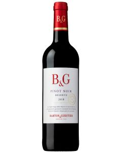 B&G RESERVE PINOT NOIR RED WINE - 75CL