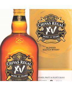 CHIVAS REGAL XV 15 YEAR OLD SCOTCH WHISKY [GIFT Box]