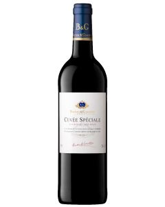 B&G CUVEE SPECIALE ROUGE [VDT] RED WINE - 75CL