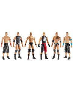 "WWE ASSORTED 12"" FIGURES"