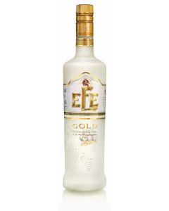 EFE  GOLD RAKI WITH BOX 45% + 2 GLASSES@100CL.BOT.