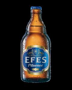 EFES BEER IN STEIN BOTTLE - 24X50CL