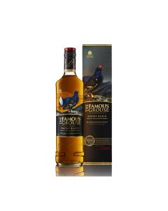 THE FAMOUS GROUSE SMOKEY BLACK SCOTCH WHISKY 40% @100CL.BOT